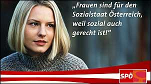 Logo SPÖ-Frauen/Sozialstaatsvolksbegehren 2002