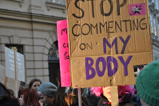 SlutWalk Vienna, 22. Oktober 2011, Foto: lu_wu (CC BY-NC 2.0)
